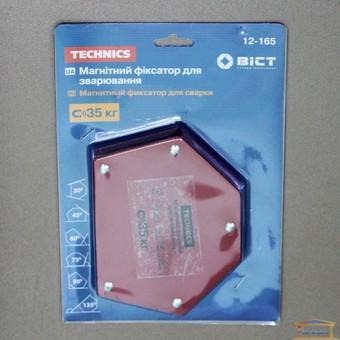 Изображение Магнитный фиксатор для сварки Трапеция 110*145мм 12-165