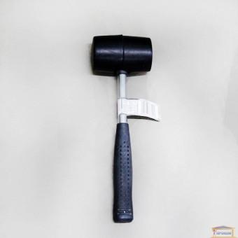 Изображение Молоток резиновый с метал. ручкой, d-50mm 33557