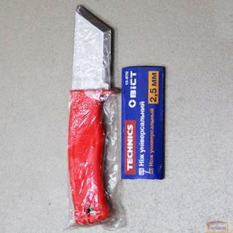 Изображение Нож универсал. сталь 3*13, 2,5мм 13-870