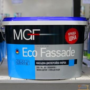Изображение Краска фасадная эко M-690  MGF 10 л купить в procom.ua