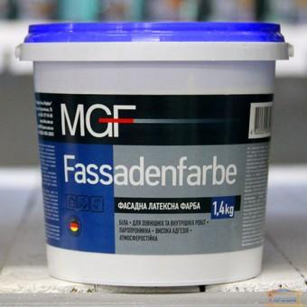 Изображение Краска фасадная M-90  MGF  1л купить в procom.ua