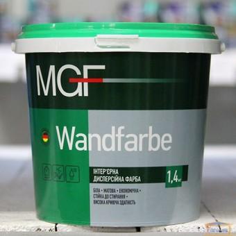 Изображение Краска водоэмульсионная матовая  М-1а  MGF 1 л купить в procom.ua