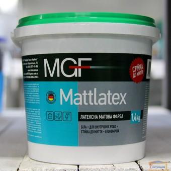Изображение Краска латексная М100 MGF 1 л купить в procom.ua