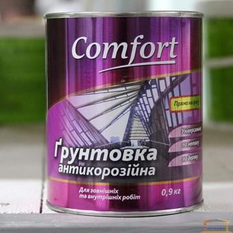 Изображение Грунт ГФ-021 Комфорт серая 0,9 кг купить в procom.ua