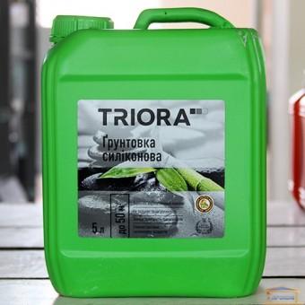 Изображение Грунтовка силиконовая Триора  5л купить в procom.ua