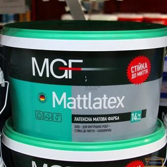 Изображение Краска латексная M100 MGF 10л купить в procom.ua
