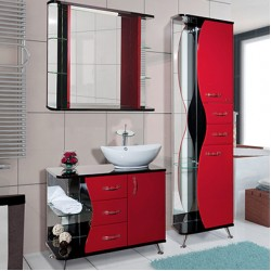 Мебель для ванной Ариал