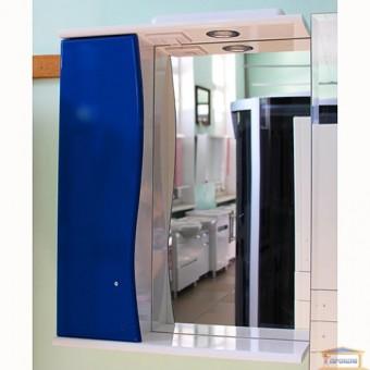 Изображение Зеркало 55 синий левое Z-1