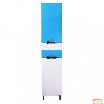 Изображение Пенал для ванны Гренада 40 правый голубой купить в procom.ua