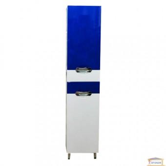Изображение Пенал для ванны Гренада 40 правый синий купить в procom.ua