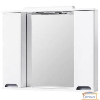 Изображение Зеркало Темза 85 белое  Z-11