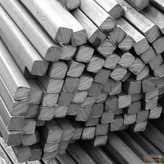 Изображение Квадрат стальной 10 мм