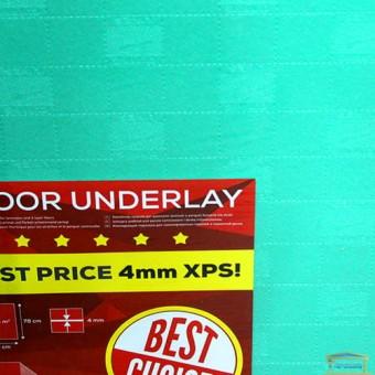 Изображение Подложка под ламинат Best Price 4мм 6м2 уп (13 листов)