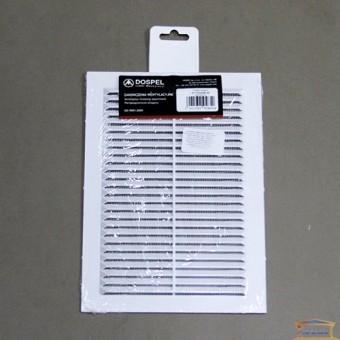 Изображение Решетка вентиляционная Dospel D/170*240 W (007-0171)