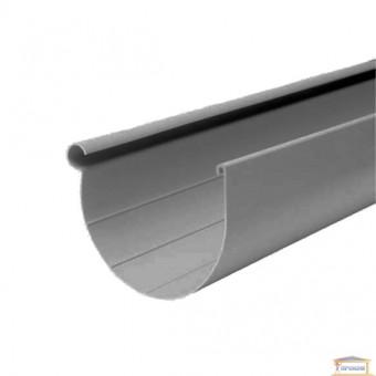 Изображение Желоб 130 серый (3м)