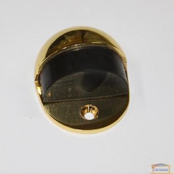 Изображение Упор дверной DS012 PB полированная латунь купить в procom.ua