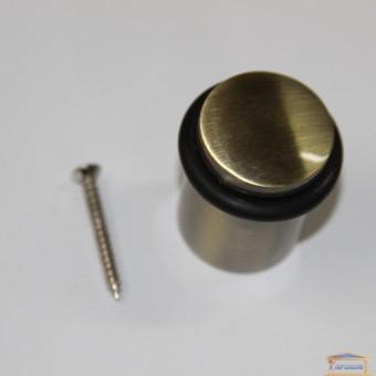 Изображение Упор дверной DS010 AB античная бронза купить в procom.ua