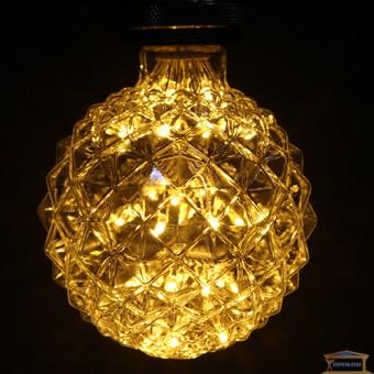 Изображение Лампа дизайнерская LED G95-SSB-HTD*135 3w