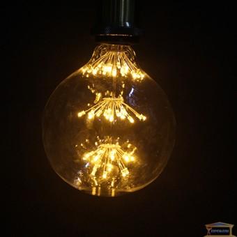 Изображение Лампа дизайнерская LED G80-SSB-HTD*165 3w