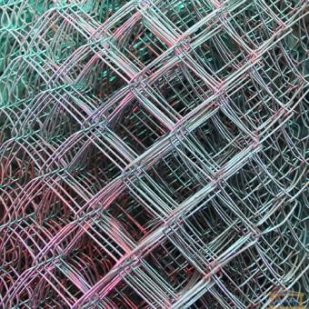 Изображение Сетка рабица 1,5*10м оцинкованная (1,6*35*35мм) купить в procom.ua