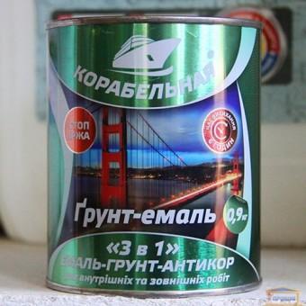 Изображение Грунт-краска 3в1 Корабельная 2,8кг жёлтая купить в procom.ua
