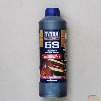 Изображение Биозащита ТИТАН 5S для строительной древесины 1кг
