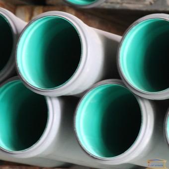 Изображение Труба канализац. трехслойная 110/250 зеленая