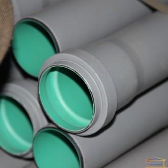 Изображение Труба канализац. трехслойная 50/315 зеленая