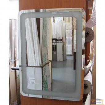 Изображение Зеркало ЛО-1 овал 0,6*0,8 со светодиод.подсветкой