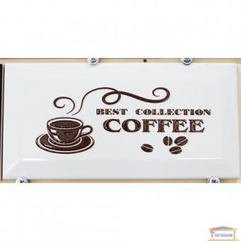 Изображение Декор Метротайлз 10*20 кофе купить в procom.ua