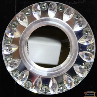 Изображение Точечный светильник с LED подсветкой 129 ИП-BL купить в procom.ua