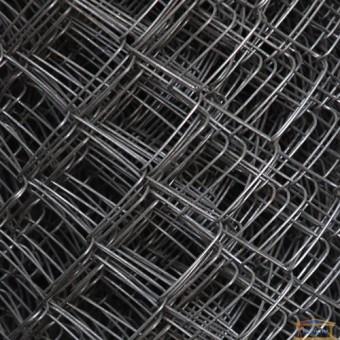 Изображение Сетка рабица 1,5*10м черная 1,6*50*50мм купить в procom.ua