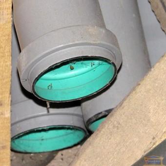 Изображение Труба канализац. трехслойная 50/1000 зелёная