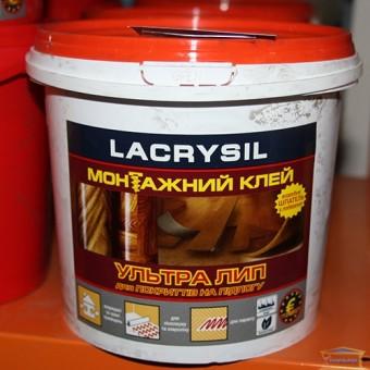 Изображение Клей для напольных покрытий Ультра Лип 3 кг LS купить в procom.ua