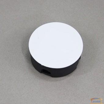 Изображение Коробка распред. d100мм с крышкой по бетону купить в procom.ua