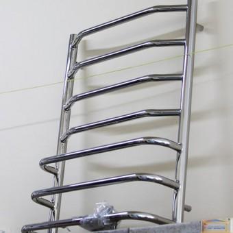 Изображение Полотенцесушитель водяной Лесенка Каскад трап VIVA 700*500