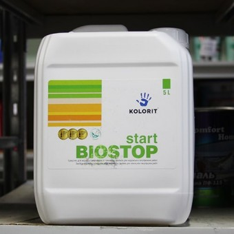 Изображение Старт Биостоп 5л Колорит купить в procom.ua