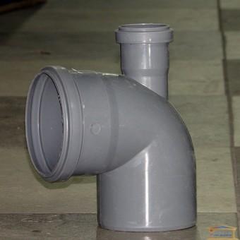 Изображение Колено 110/90/50 (канализация) вверх купить в procom.ua