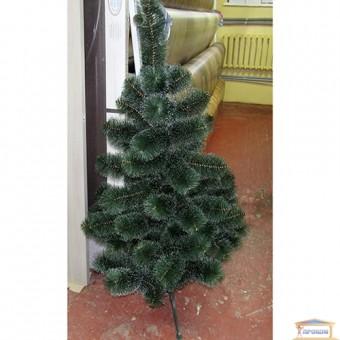 Изображение Сосна новогодн.1,5м снежинка+гирлянда подарок