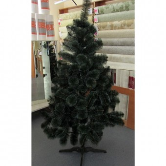 Изображение Сосна новогодн.2,4м снежинка+гирлянда подарок