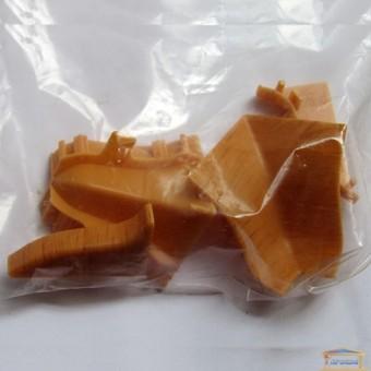 Изображение Комплект фурнитуры для плинтуса кухонного бук