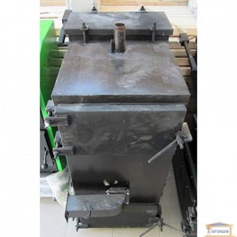 Изображение Котел твердотопливный 20 кВт ПГ2-КОВП