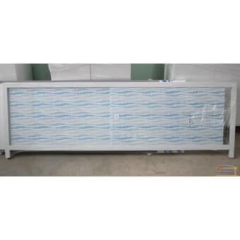 Изображение Экран под ванну Ультра-легкий 1,68м аква купить в procom.ua