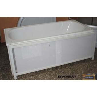 Изображение Экран под ванну Ультра-легкий 1,68м белый купить в procom.ua