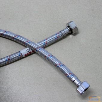 Изображение Подводка гибкая д/воды 1/2 ВВ 150см силикон купить в procom.ua