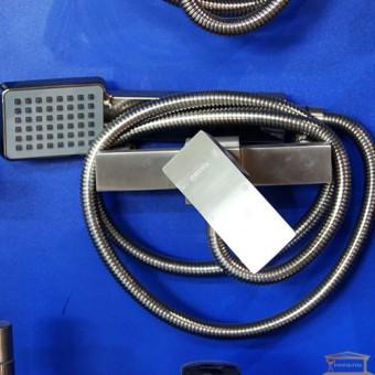 Изображение Смеситель для душ кабины Zerix LR72033 нержавейка
