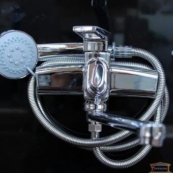 Изображение Смеситель для ванны двухрукий TROYA DFR7-A722 купить в procom.ua