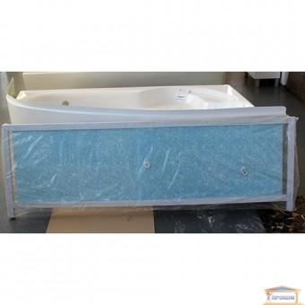 Изображение Экран под ванну Ультра-легкий 1,68м голубой иней купить в procom.ua