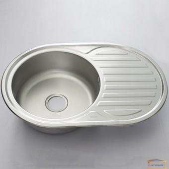 Изображение Мойка для кухни DELFI 7750E (08/180) декор купить в procom.ua