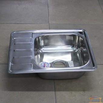 Изображение Мойка для кухни Крафт K 6350P (0,8/180мм) глянец